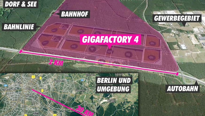 Klimaleugner verbreiten Lügen über Teslas deutsche Gigafactory: Das sind die Fakten