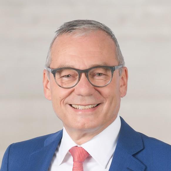 WAHLEN 2019 - KANDIDAT 2. WAHLGANG - STAENDERAT - KANTON ZUERICH - Ruedi Noser (bisher), FDP. (KEYSTONE/Parteien/Handout) === HANDOUT, NO SALES ===