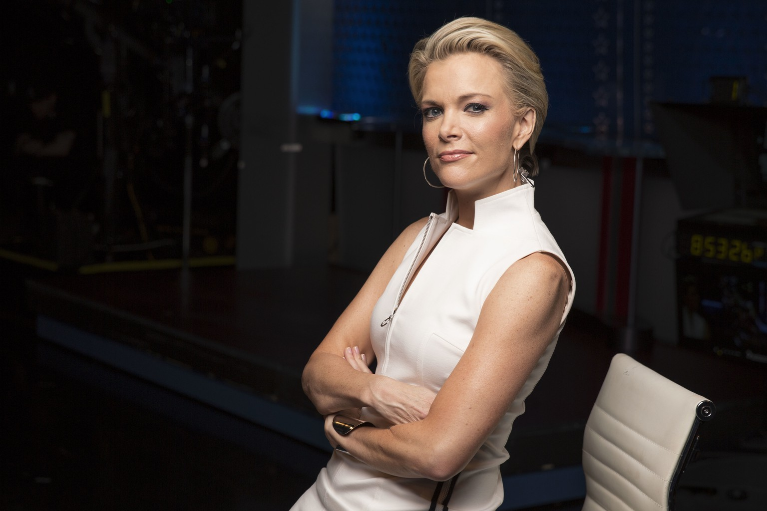 "FILE - In this May 5, 2016 file photo, Megyn Kelly poses for a portrait in New York. Kelly is calling on President-elect Donald Trump's social media director to stop encouraging hostile elements among some of his supporters. London-based newspaper, The Guardian, reports that the Fox News anchor told an audience at a speaking event in Washington Monday, Dec. 5, 2016, that there's a small group of Trump supporters ""that really enjoys nastiness and threats."" She said Dan Scavino's job during the campaign was ""to stir these people up and that man needs to stop doing that.""(Photo by Victoria Will/Invision/AP, File)"