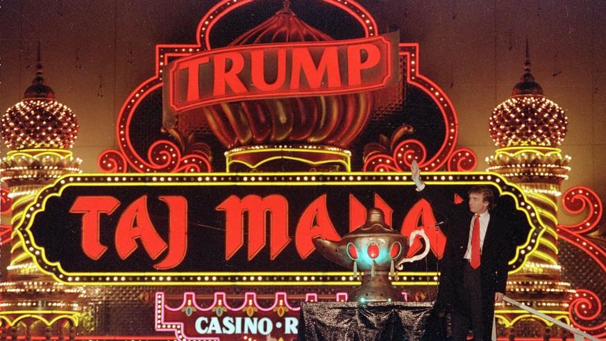 Casino Pleite