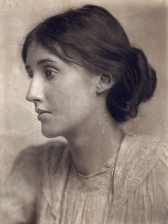 by George Charles Beresford, platinum print, retouched and heightened, July 1902