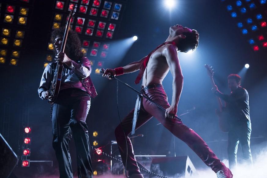 Mercury-Darsteller Rami Malek eigentlich unmusikalisch