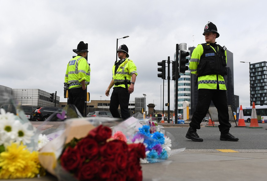Manchester: Terroranschlag bei Ariana Grande Konzert - Fotos von Salman Abedi