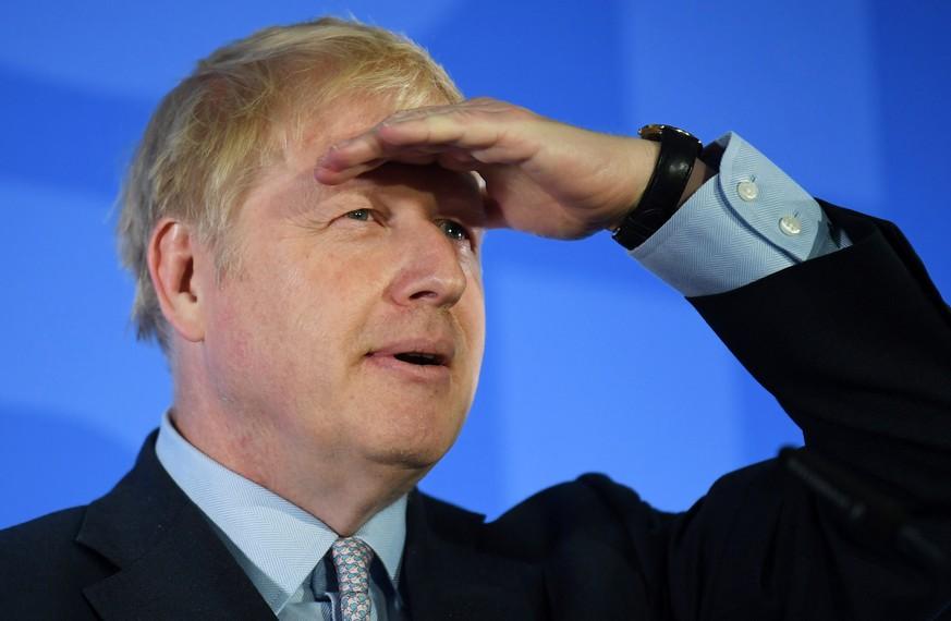 Boris Johnson bleibt weiter Favorit auf May-Nachfolge