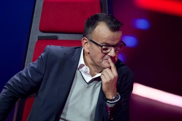 The Voice of Switzerland Philipp Fankhauser Coach