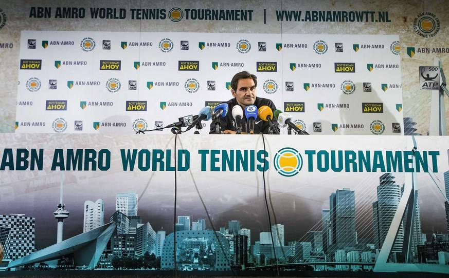 Roger Federer vor Rückkehr an die Weltspitze