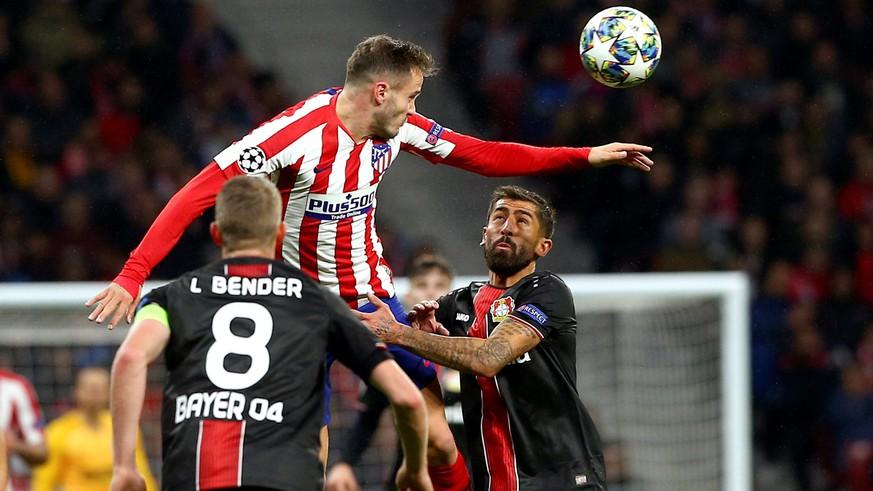 Champions League: Atlético schlägt Leverkusen