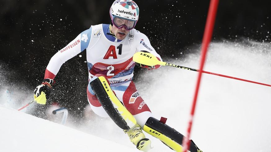 Alpine Skiing The Slalom Of Kitzbuhel With Daniel Yule In The Live Ticker World Today News