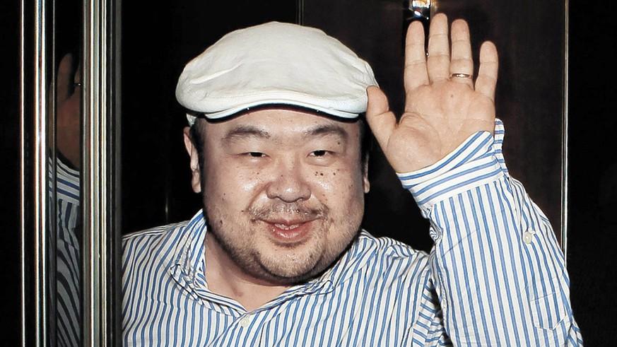Gift-Attentat auf Halbbruder:Freispruch in Mordprozess um Kim Jong Nam