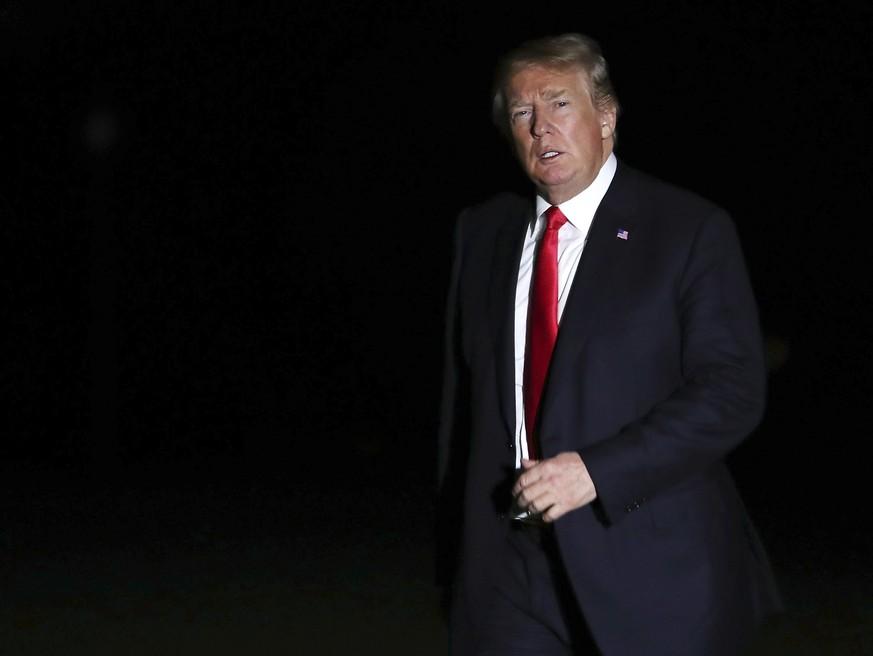 Trump erwägt bilaterale Abkommen mit Kanada und Mexiko anstelle von Nafta