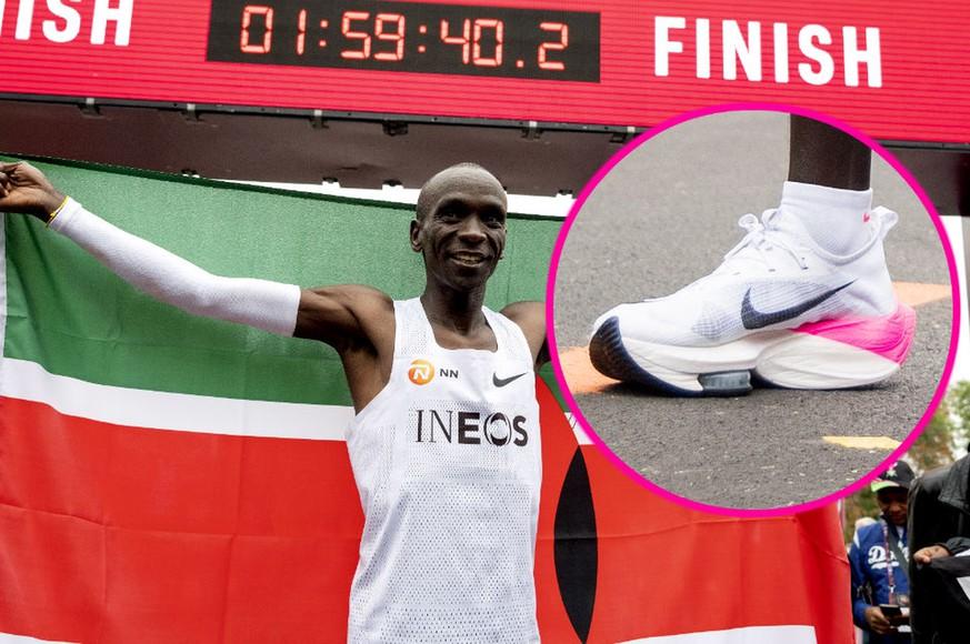 Leichtathletik-Weltverband nimmt Vaporfly von Nike genau unter die Lupe