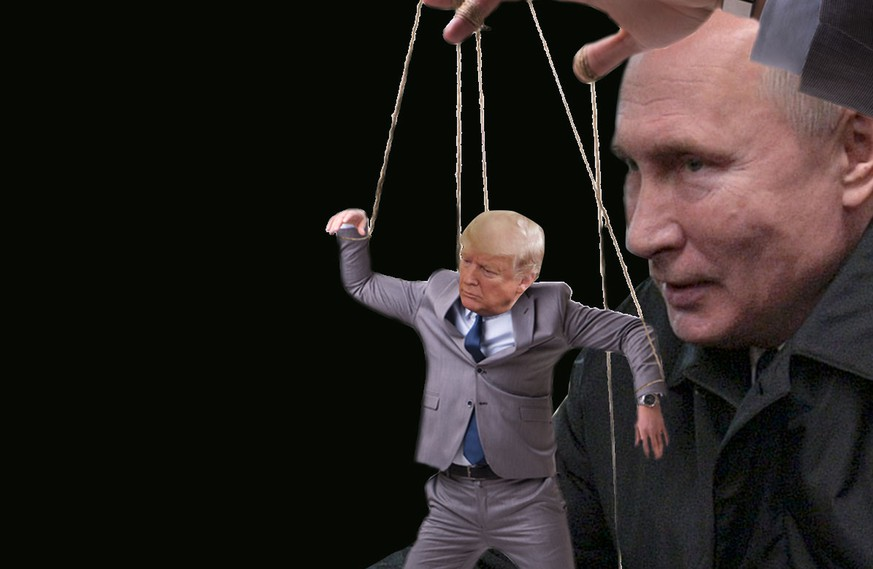 Wie Wladimir Putin Donald Trump und die Republikaner manipuliert hat