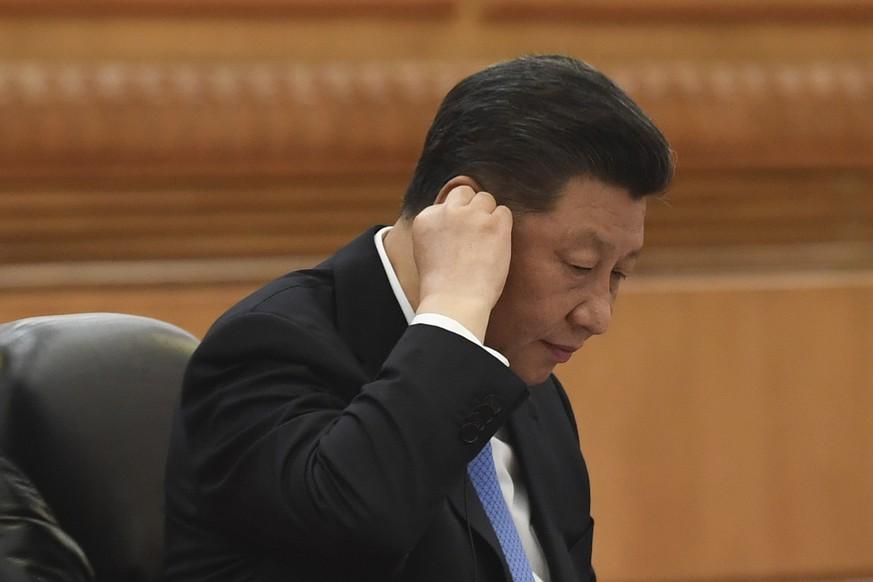 Handelskrieg: Trump kündigte höhere Zölle für Einfuhren aus China an