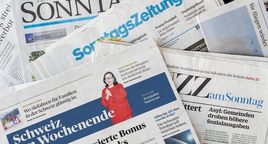 Sonntagszeitungen: Rentenalter 67 ++ Ehrenfeier für Klaus Schwab