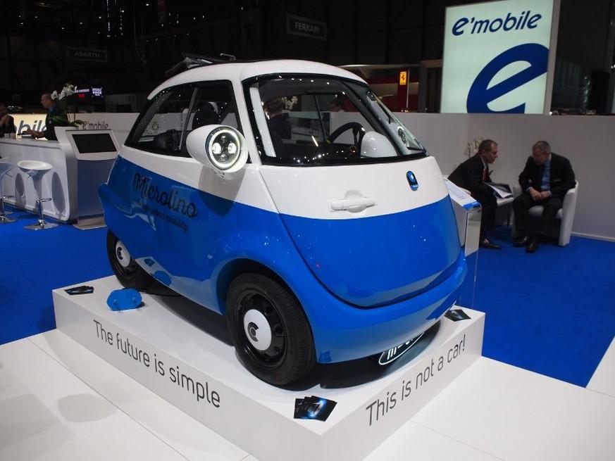 Schweizer Elektroautos In Kleinserie Zum Knutschen Watson