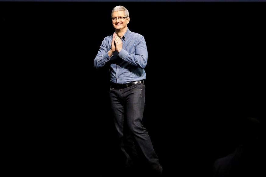 Wie viel Steuern muss Apple zahlen?