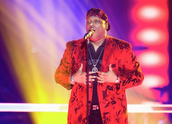 Will G.  The Voice of Switzerland
