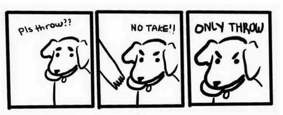 Diese 17 Genialen Comics Zeigen Haargenau Wie Es Ist Einen Hund Zu