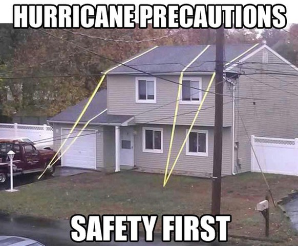Hurricane Irma Meme