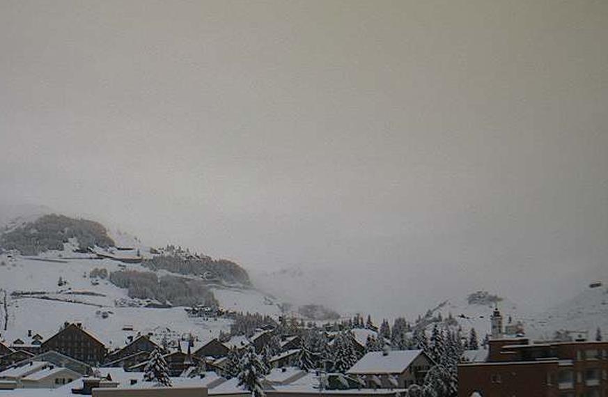 Guten Morgen Winter Heute Schneit Es Schon Bis Tief Runter