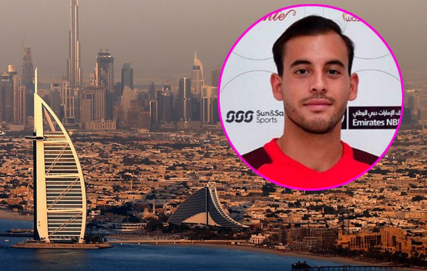 Davide Mariani im Interview nach dem Wechsel zu Shabab Al-Ahli in Dubai