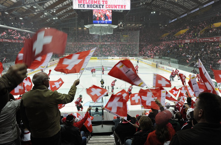 Kein Gratis 214 V An Schweizer Eishockey Wm 171 Das Ist Ein