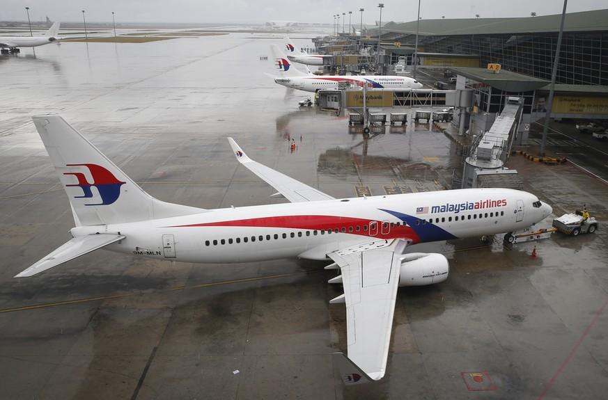 Malaysia Airlines Sicherheit