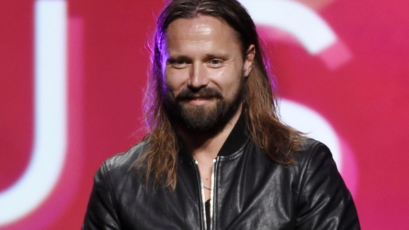 "FILE - In this April 29, 2015 file photo, music producer Max Martin appears at the 32nd Annual ASCAP Pop Music Awards in Los Angeles. Martin was nominated for a Golden Globe award for best song for Ellie Goulding's ""Love Me Like You Do"" from the ""Fifty Shades of Grey"" soundtrack. (Photo by Chris Pizzello/Invision/AP, File)"