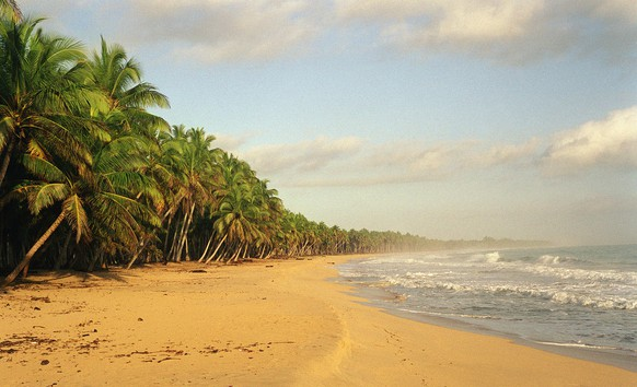 Playa Limon in the nature reserve Lagunas Redondo in the Dominican Republic, is seen in this undated photo. (KEYSTONE/AP Photo/Jim Krane)