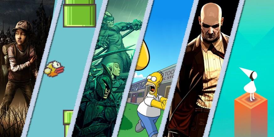 Besten Smartphone Spiele