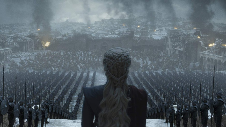 Game of Thrones Staffel 8, Folge 7, letzte Folge