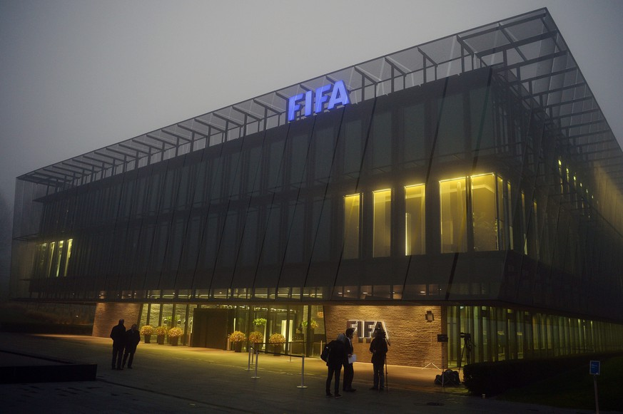 epa05053267 Exterior view of the FIFA Headquarters 'Home of FIFA' in Zurich, Switzerland, Thursday, 3 December 2015. The FIFA Executive Committee has today approved a set of proposals from the 2016 FIFA Reform Committee to pave the way for significant and much-needed changes to FIFA's governance structure. The recommendations will be put before the Congress as proposed statutory changes for approval at its extraordinary session in Zurich on 26 February the FIFA informs today.  EPA/WALTER BIERI