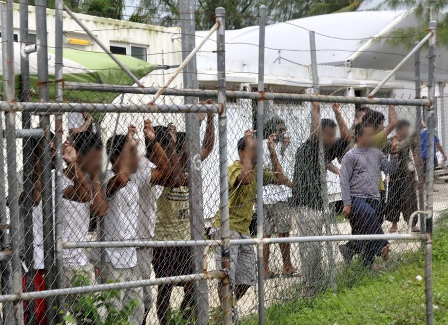 Australien will Bootsflüchtlingen Millionen-Entschädigung zahlen