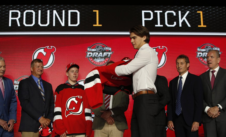 NHL Draft: Schweizer wird Top-Pick