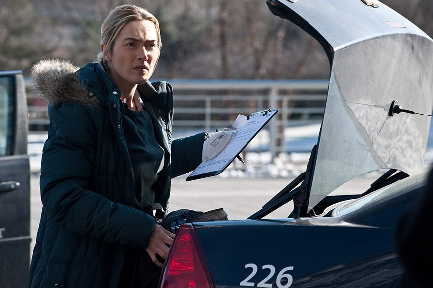 Kate Winslet in «Contagion»
