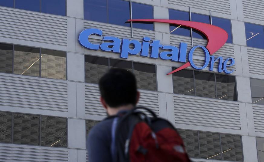 Vereinigte Staaten: Hackerin stiehlt Daten von rund 100 Millionen Bankkunden