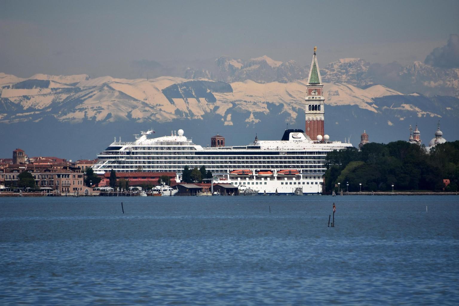 Venedig kreuzfahrtschiff