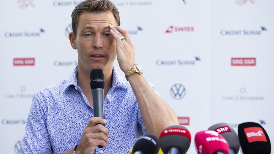 Lichtsteiner zu seinem Rücktritt: «Bitter, nicht mit der EM abschliessen zu können»