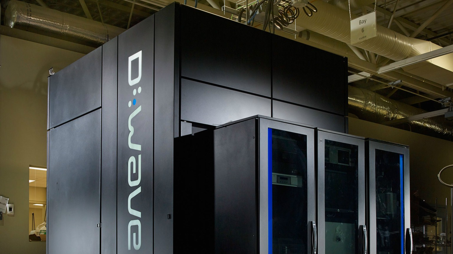 D-Wave two, supercomputer