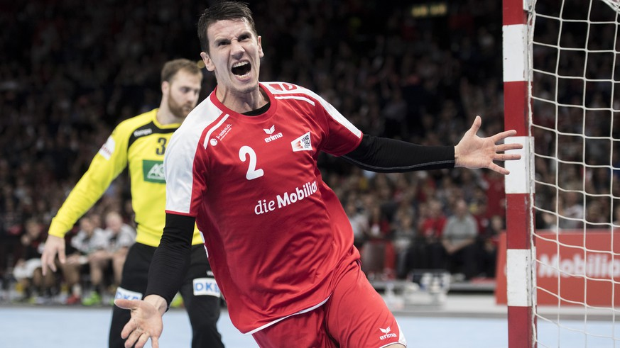 Handball Schweiz Deutschland