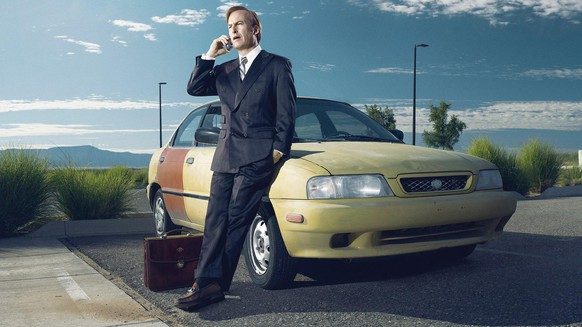 Better Call Saul Goodman Serie