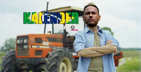 Der offizielle watson-Neymar-Bauernkalender ist da. Viel Spass!