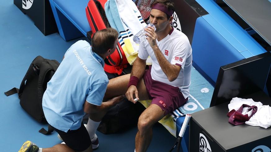 Wie weiter, Roger? Die wichtigsten Fragen und Antworten nach Federers Verletzungs-Schock