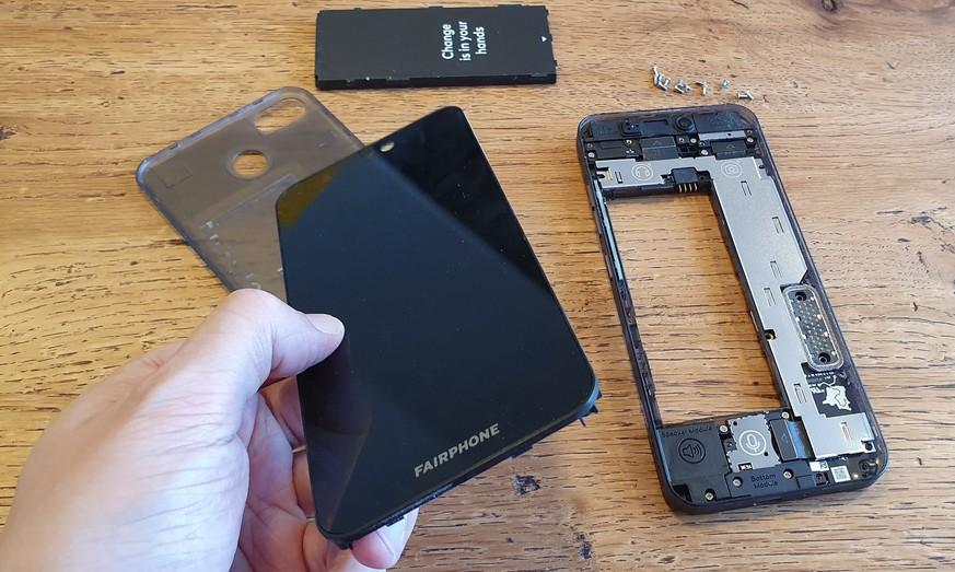 Fairphone 3 im Test: Das erste faire Smartphone, das wirklich Spass macht