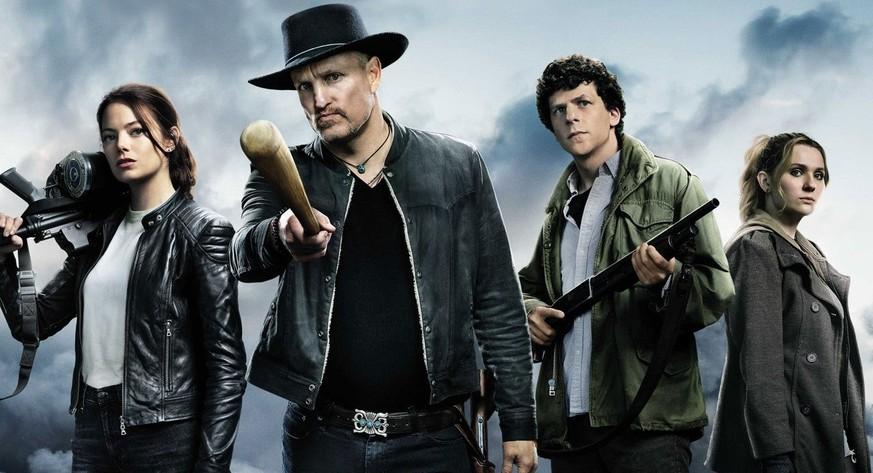 «Zombieland 2»-Kritik: Lohnt sich die Fortsetzung für den Gang ins Kino?