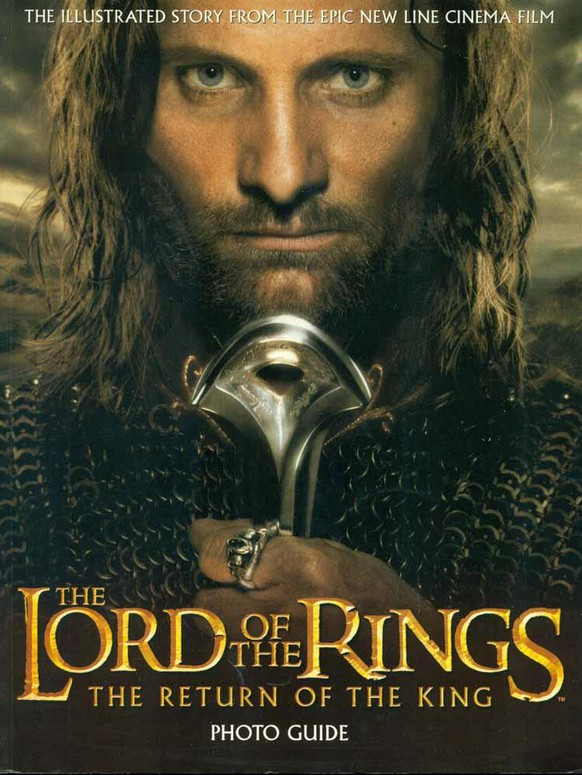 The Lord of The Rings – The Return of the King