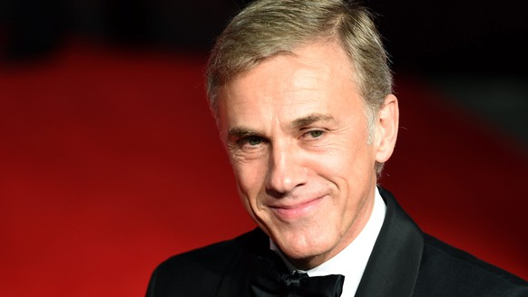 epa05557905 (FILE) The file picture dated 26 October 2015 shows German-Austrian actor/cast member Christoph Waltz at the world premiere of the new James Bond film 'Spectre' at the Royal Albert Hall in London, Britain. Christoph Waltz will turn 60 on 04 October 2016.  EPA/ANDY RAIN *** Local Caption *** 52330944