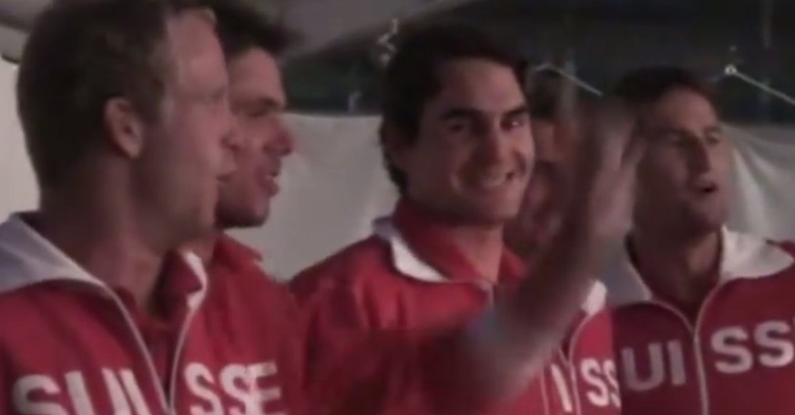 -Who-ist-the-beeest-Better-than-the-reeest-Federer-rockt-beim-Davis-Cup-das-Festzelt