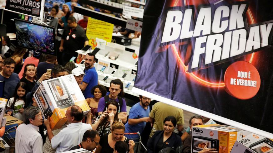 psychoanalytiker zum black friday das ist wie ein volksfest watson. Black Bedroom Furniture Sets. Home Design Ideas
