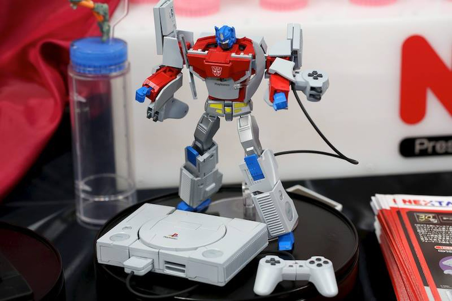 Playstation 1 transformer